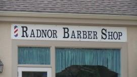 Radnor Barber Shop Closes