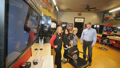 Franchise Barbershop opens in Oxford Exchange (AL) mall