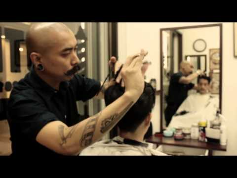 Commercial: Three Brothers Barber Shop (Bangkok, Thailand)