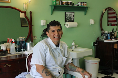 Six Corners Barbershop Saved by Online Fundraiser