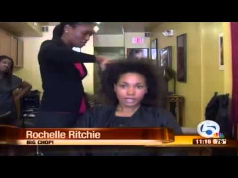 """Natural Hair is """"Bouncing"""" into the News Industry"""