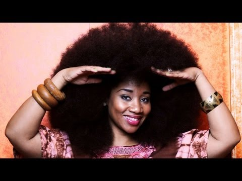 Is This the Biggest Afro Hair In The World…?