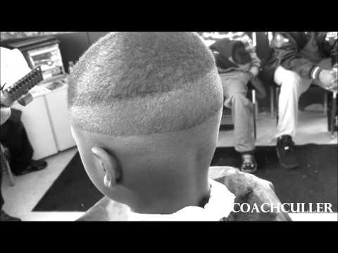 "How To Create a Bald Fade Haircut (3 Videos) by ""Coach"" Adrian Culler"