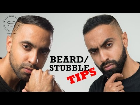 How To Grow a Beard or Stubble by SuperStaf TV