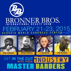 BronnerBros Hair Show