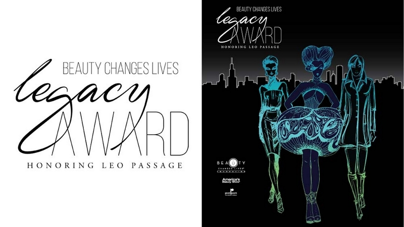 #BeautyChangesLives Legacy Award to Honor Leo Passage