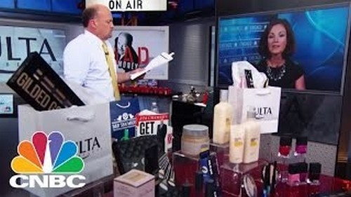 Ulta Salon's CEO on MadMoney: What's the key to our success?